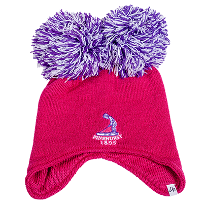 Putter Boy Toddler Fraggle Knit Beanie