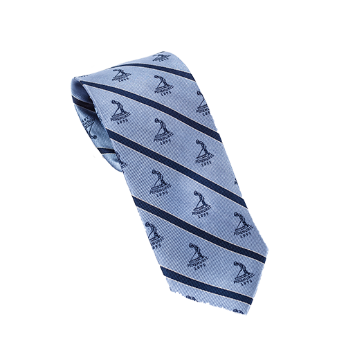 Peter Millar - Putter Boy Striped Tie THUMBNAIL