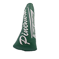 Pinehurst Script Lab Blade Putter Cover THUMBNAIL