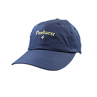 Pinehurst 4 Lightweight Cotton Cap Mini-Thumbnail