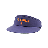 Pinehurst No. 4 Sugarloaf Tour Visor