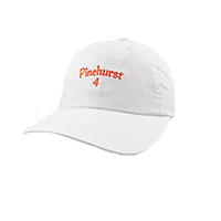 Pinehurst 4 Lightweight Cotton Cap