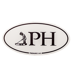 Pinehurst (PH) Car Decal MAIN