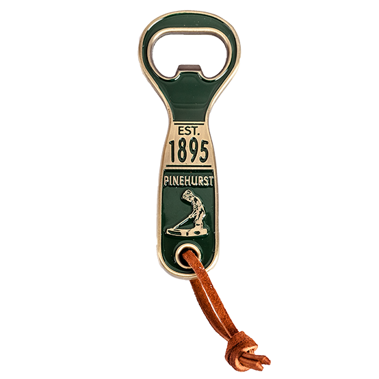 Engravable Pinehurst Bottle Opener
