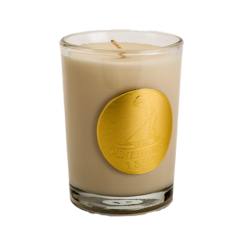 Pinehurst Spice Glass Jar Candle