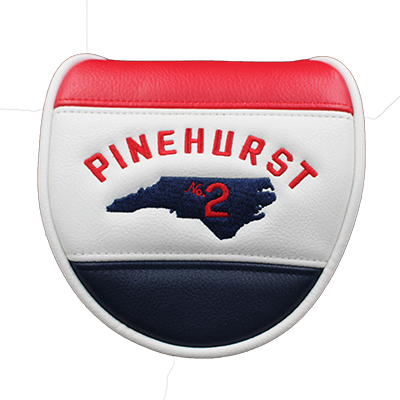 Pinehurst Limited Edition Mallet Putter Cover
