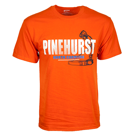 Pinehurst NC Cotton Tee Mini-Thumbnail