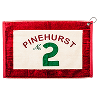 Pinehurst No. 2 Towel Mini-Thumbnail