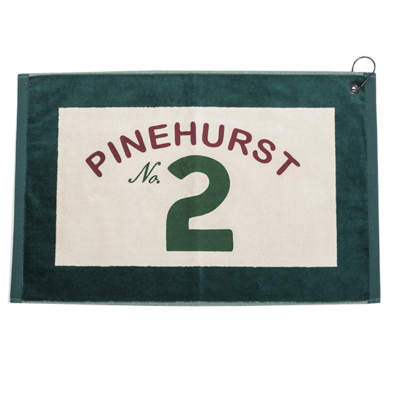 Pinehurst No. 2 Towel_SWATCH