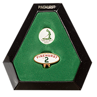 Pinehurst No. 2 Tri Pak Hat Clip Set