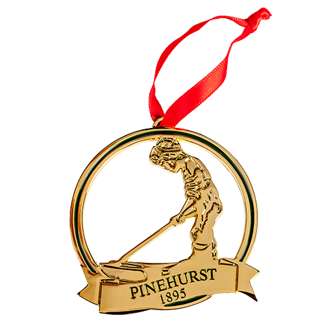 Pinehurst Ornament