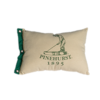 Putter Boy Pin Flag Pillow THUMBNAIL