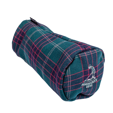 Pinehurst Tartan Driver Cover MAIN