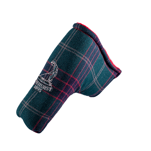 Pinehurst Tartan Putter Cover