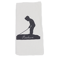 Pinehurst/Putter Boy Tea Towel_THUMBNAIL