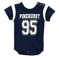 Pinehurst 95 Brady Infant Onesie