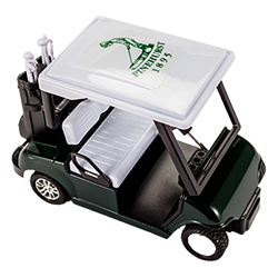Pinehurst Green Toy Golf Cart