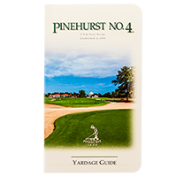 Pinehurst Course Yardage Guide Mini-Thumbnail