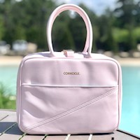 Corkcicle Lunchbox Cooler - Rose Quartz THUMBNAIL