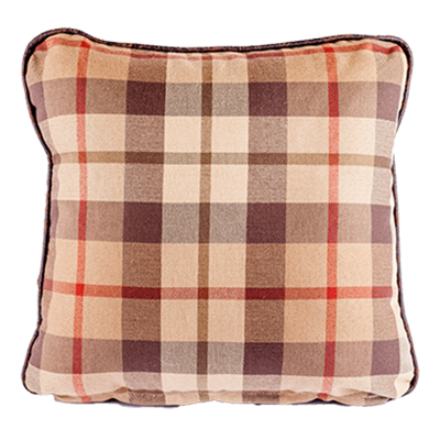 Carolina Plaid Pillow Mini-Thumbnail