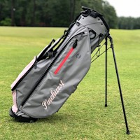 Titleist Players 4 Stand Bag - Sleet/White/Petal THUMBNAIL
