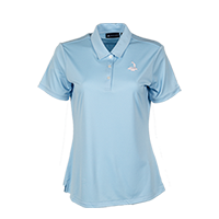 Ladies' Pinehurst Private Label Solid Polo