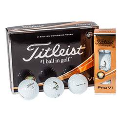 Titleist Pro V1 2017 Release-Sleeve of 3