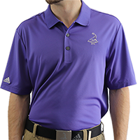 Pinehurst Private Label- Men's Solid Polo SWATCH
