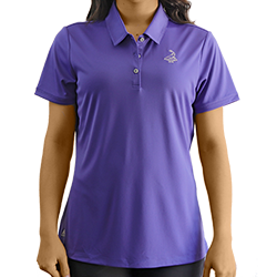 Ladies' Pinehurst Private Label Solid Polo MAIN