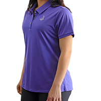 Ladies' Pinehurst Private Label Solid Polo THUMBNAIL