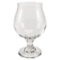 Putter Boy Belgium Beer Glass Mini-Thumbnail