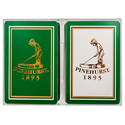Putter Boy Double Deck Cards
