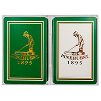 Putter Boy Double Deck Cards THUMBNAIL