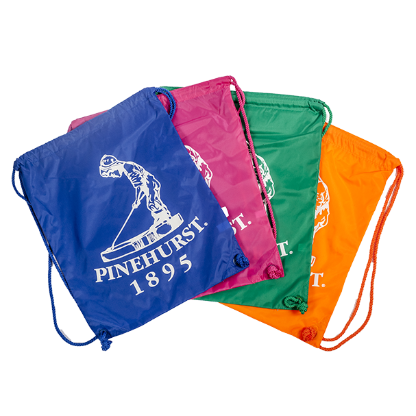Putter Boy Drawstring Bag Mini-Thumbnail