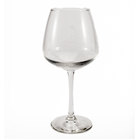 Putter Boy Light Etch Wine Glass Mini-Thumbnail
