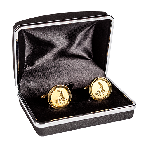 Putter Boy Polished Cufflinks