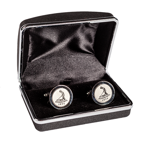 Putter Boy Polished Cufflinks Mini-Thumbnail