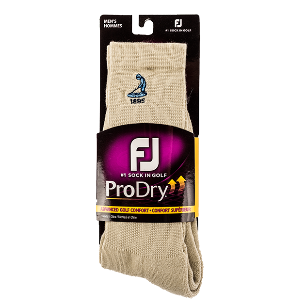 Putter Boy ProDry Crew Socks