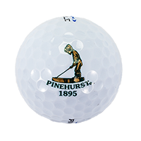 Putter Boy Single Logo Ball Loose THUMBNAIL