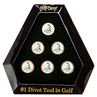 Putter Boy Stem Ball Marker Pack