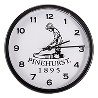 "Putter Boy 10"" Wall Clock"