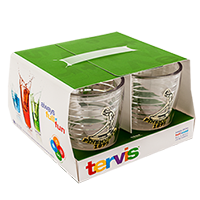 Tervis - Set of 4 - 12oz Tumblers THUMBNAIL