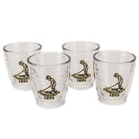 Tervis - Set of 4 - 12oz Tumblers SWATCH