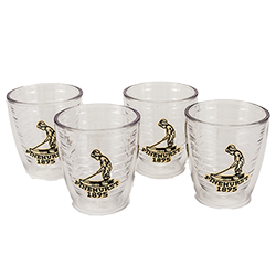 Tervis - Set of 4 - 12oz Tumblers