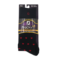Men's Red Hearts Socks_MAIN
