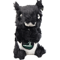 Pinehurst Fox Squirrel Headcover_THUMBNAIL
