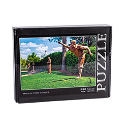 Walk of Fame Statues Puzzle LARGE