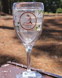 Tervis- Dogwood Wine Glass OR Set of 2 THUMBNAIL