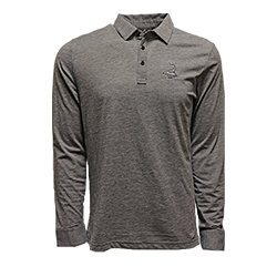 Men's Travis Matthews-Men's Gir Long Sleeve Polo_LARGE