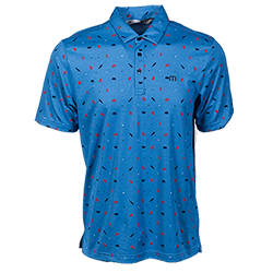 Men's Watson July 4th Polo